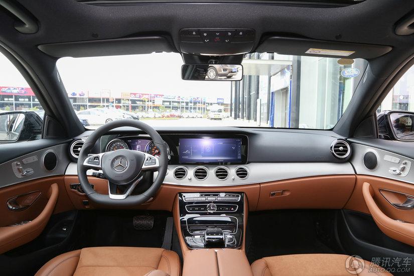 奔驰E级 2017款 E 300 运动型
