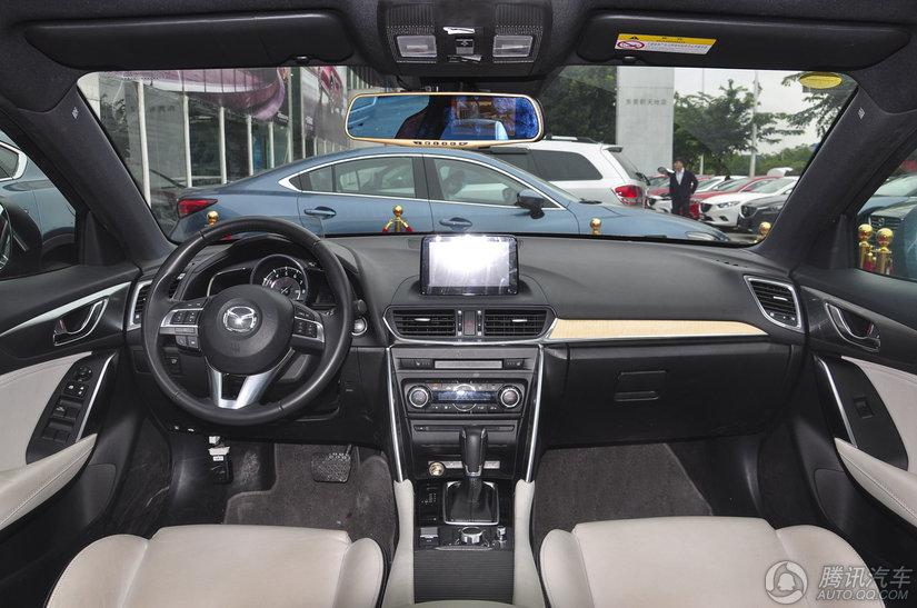 马自达CX-4 2016款 2.0L AT两驱蓝天领先版