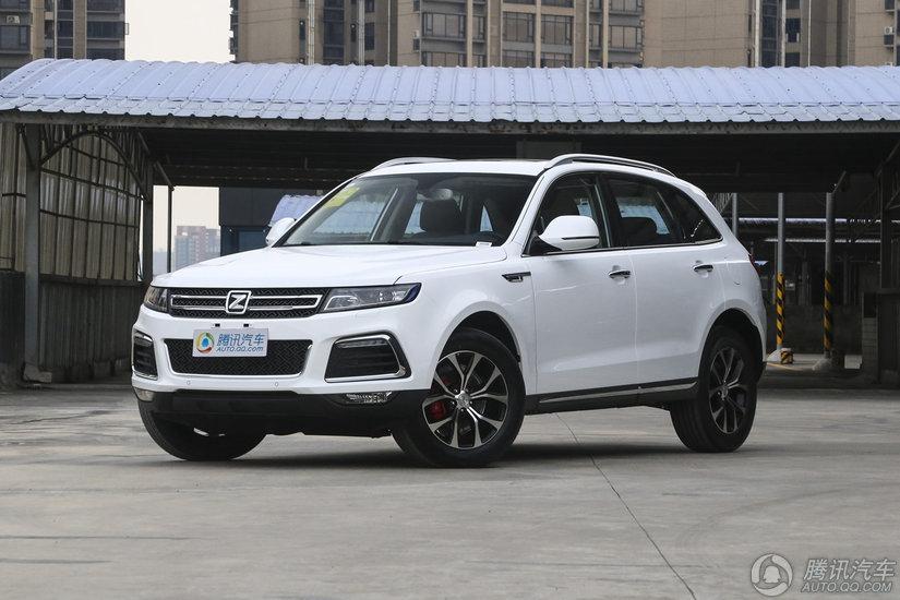 [腾讯行情]东莞 众泰T600现价售7.98万起