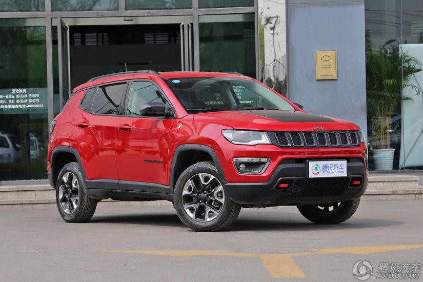 [腾讯行情]南宁 Jeep指南者优惠达5200元