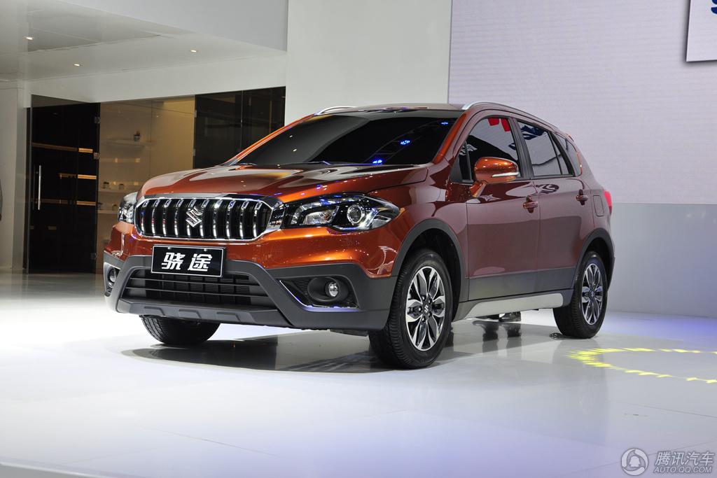 骁途正式上市 同级合资小型SUV车推荐