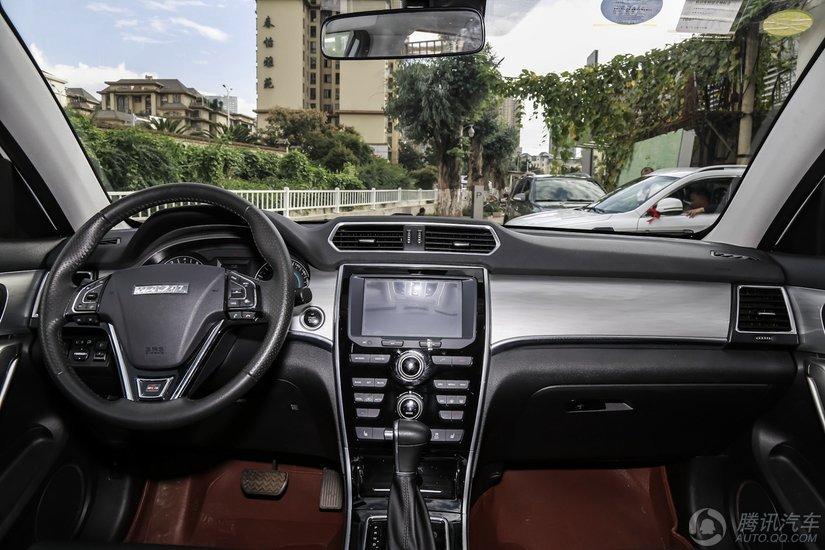 哈弗H2 2016款 红标 1.5T AT两驱豪华型