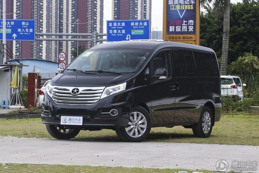 [腾讯行情]广州 瑞风M5目前售价13.95万起