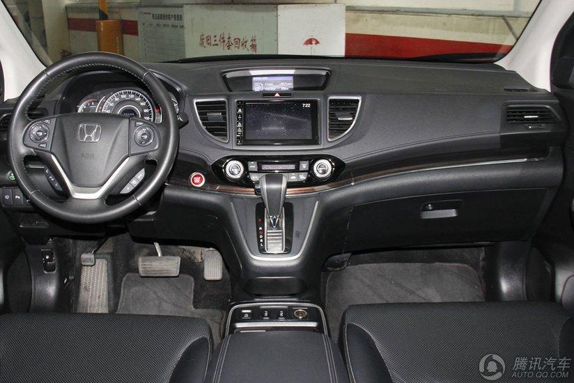 本田CR-V 2015款 2.4L CVT四驱尊贵版