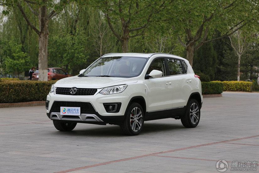 [腾讯行情]重庆 绅宝X35优惠高达1万元