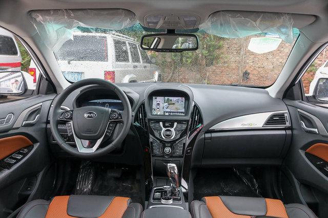 秦 2016款 EV300 尊荣型
