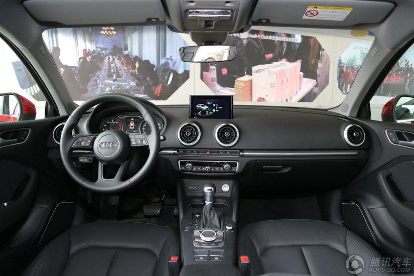 奥迪A3 2017款 Limousine 40 TFSI DCT风尚型