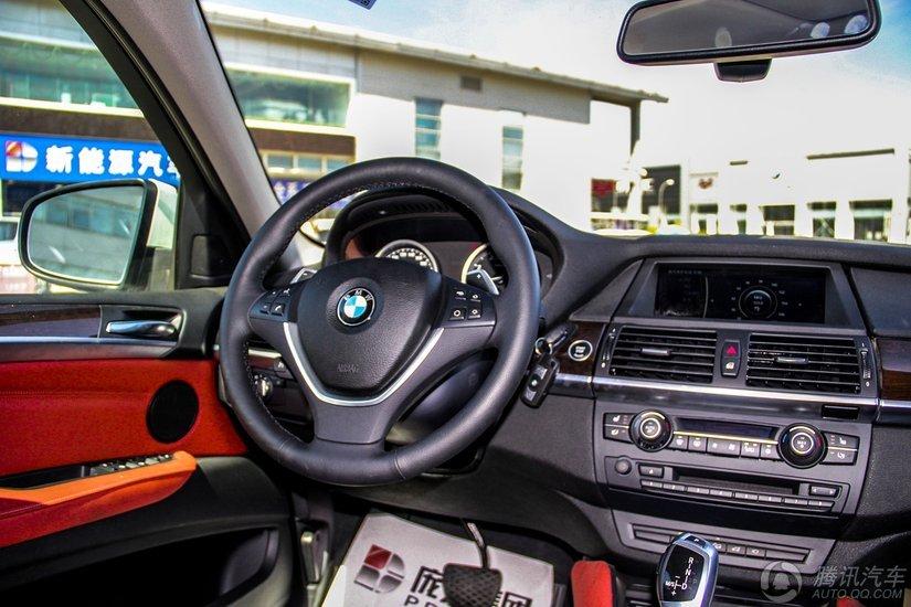 宝马X6 2015款 xDrive35i 领先型