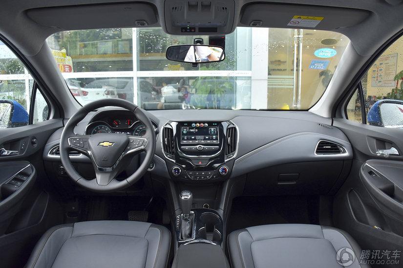 科鲁兹 2017款 两厢 1.4T DCT领锋版