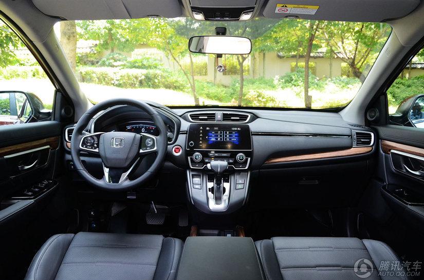 本田CR-V 2017款 240TURBO CVT四驱尊贵版