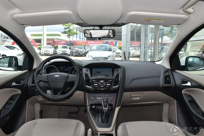 福克斯 2017款 三厢 1.6L DCT舒适型智行版