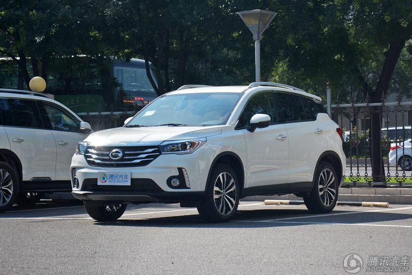 [腾讯行情]大连 传祺GS4现车优惠1.44万