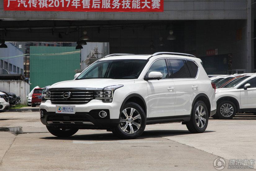 [腾讯行情]武汉 传祺GS7现车售14.98万起