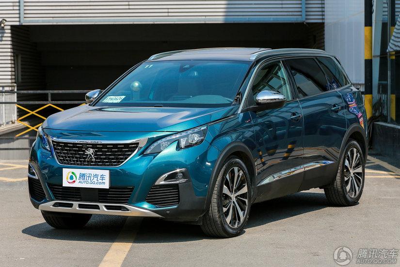 [腾讯行情]武汉 标致5008现车售18.77万起