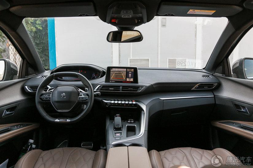 标致5008 2017款 380THP AT豪华GT版(7座)
