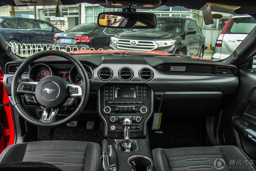 福特Mustang 2016款 2.3T AT运动版