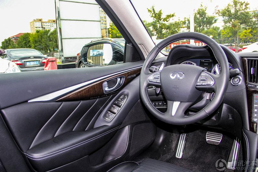 英菲尼迪Q50L 2016款 2.0T 豪华版