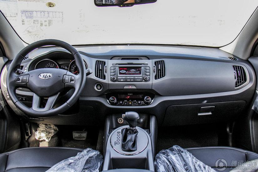 智跑 2016款 2.0L AT两驱版Premium