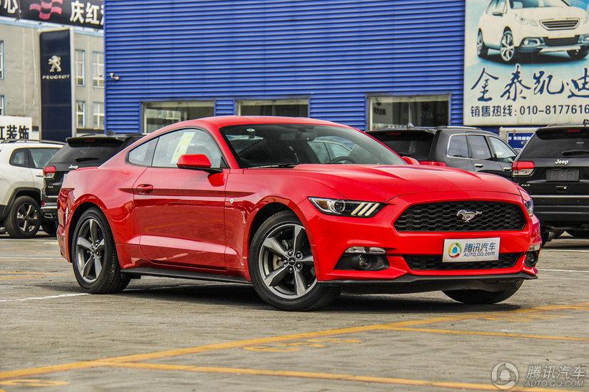 [腾讯行情]昆明 福特Mustang优惠3.5万