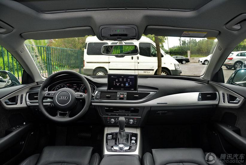 奥迪A7 2017款 40 TFSI quattro 技术型
