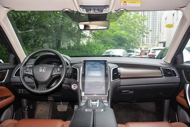 冠道 2017款 370TURBO 四驱尊享版