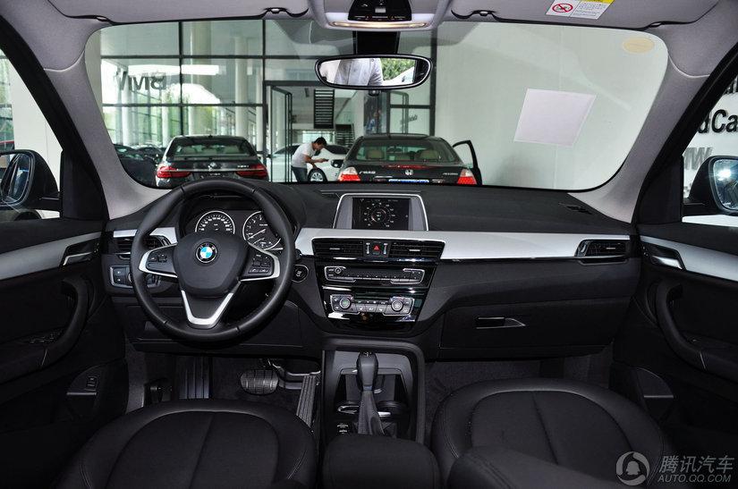 宝马X1 2018款 sDrive18Li 时尚型