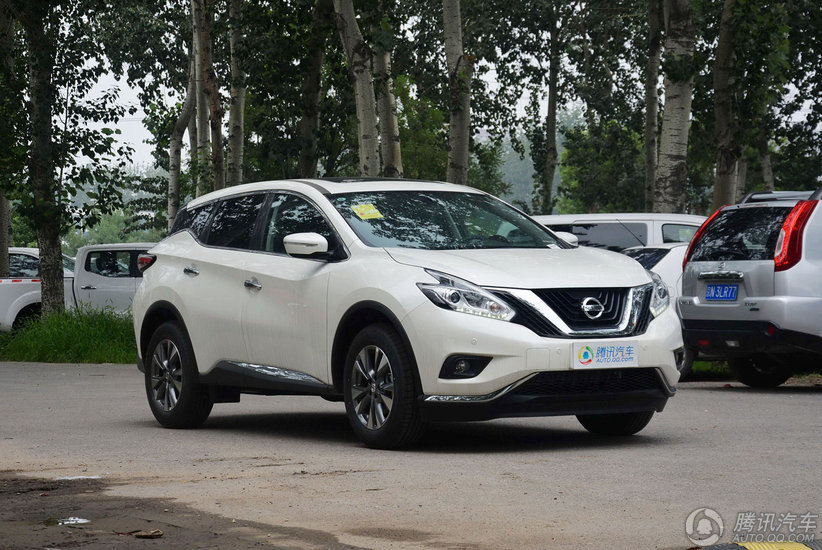 [腾讯行情]惠州 楼兰购车优惠达2.3万元