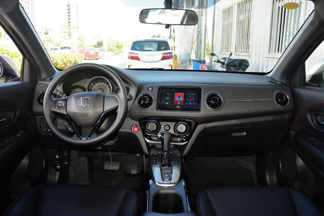 XR-V 2017款 1.8L EXi CVT舒适版