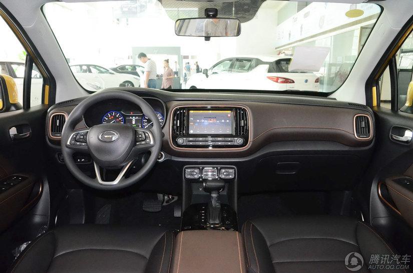 传祺GS3 2017款 200T AT豪华版