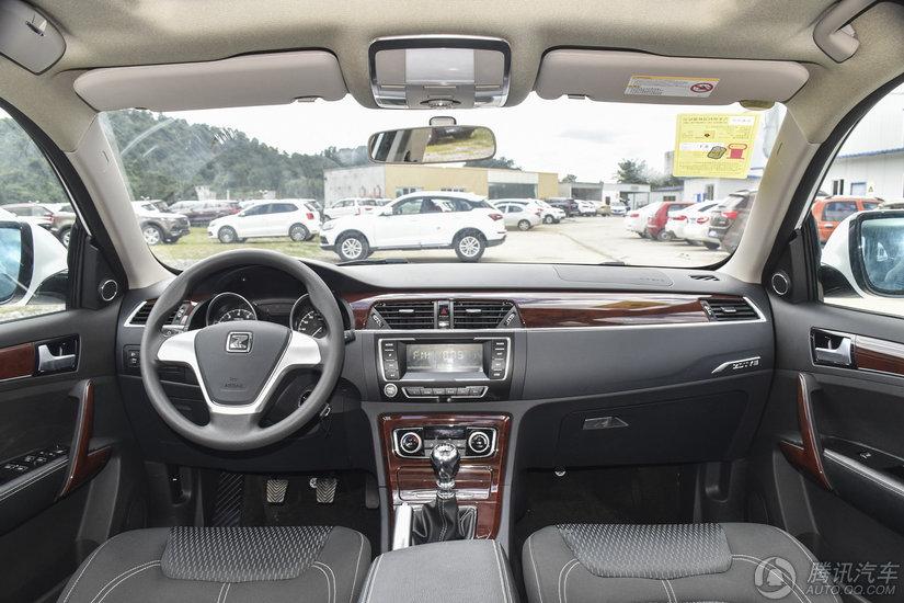 众泰T600 2017款 1.5T MT精英贺岁版