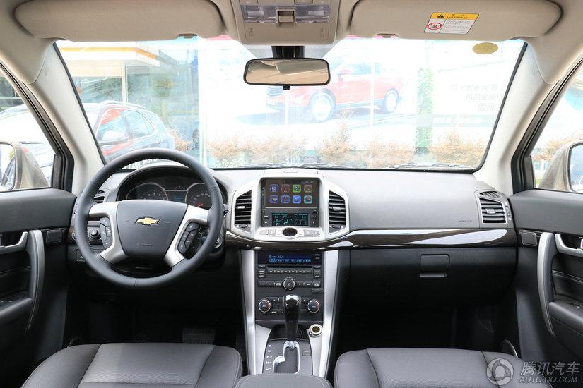 科帕奇 2017款 2.4L 四驱旗舰版(7座)