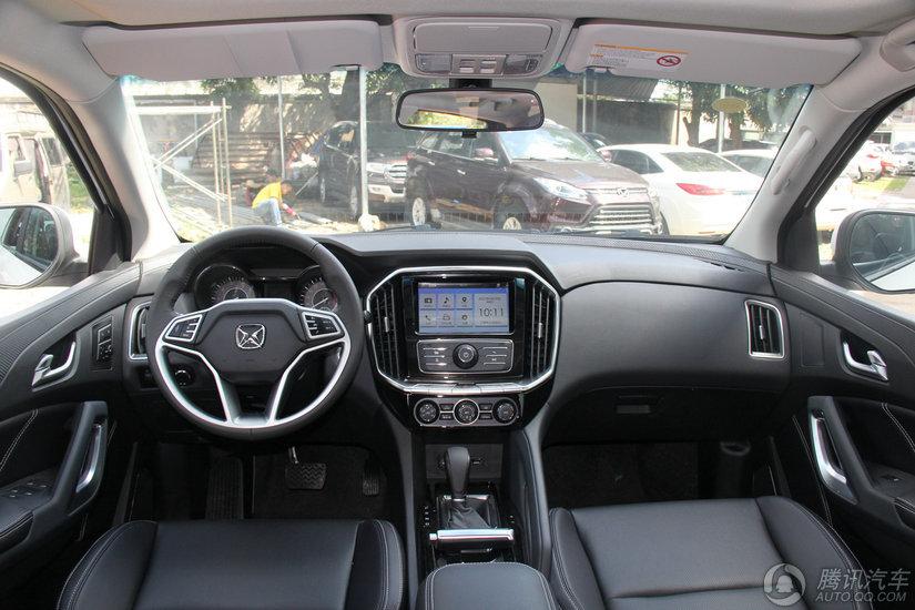 驭胜S350 2016款 2.0T AT四驱汽油超豪华版(7座)