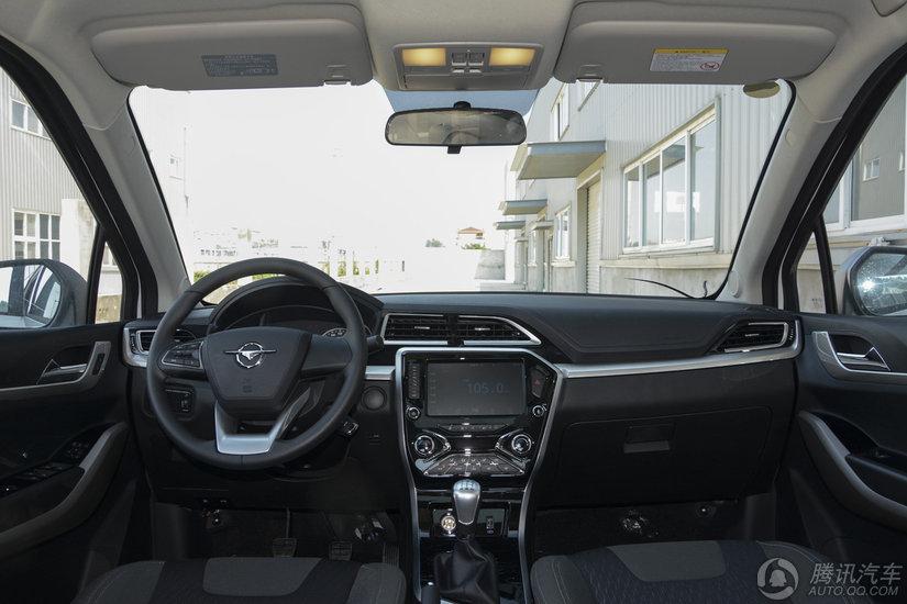 海马S5 Young 2017款 1.6L MT豪华型