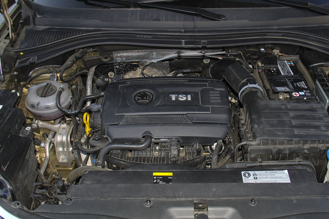 柯迪亚克 2017款 TSI330 两驱豪华版(5座)