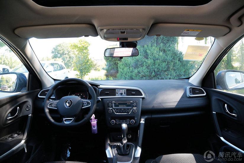 科雷嘉 2017款 2.0L CVT两驱舒适版