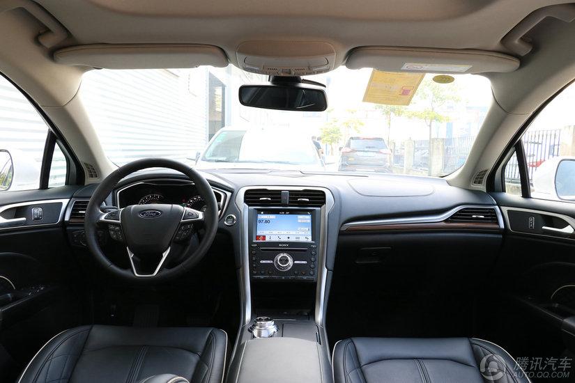 蒙迪欧 2017款 EcoBoost 245 旗舰型