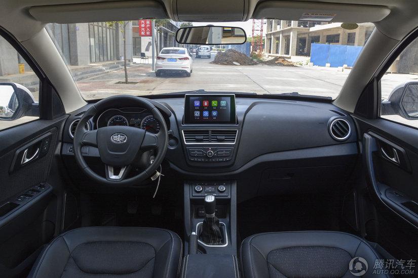 奔腾X40 2017款 1.6L MT舒适型