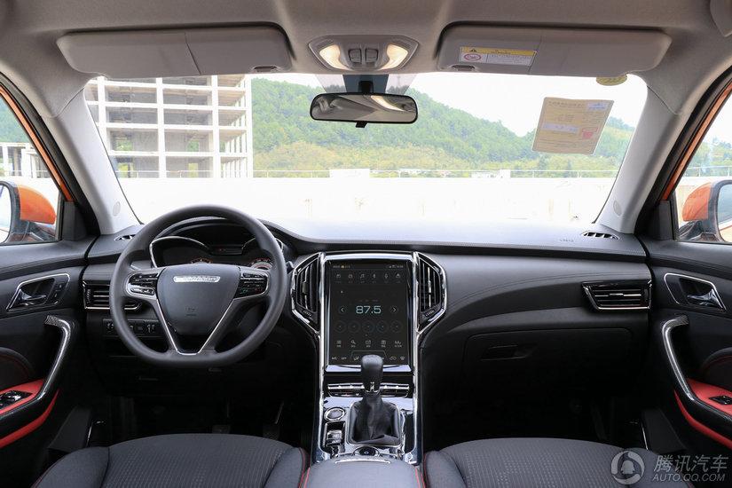 猎豹CS9 2017款 1.5L MT舒适型