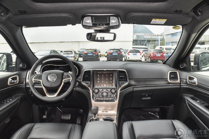 大切诺基 2017款 3.6L AT汽油精英导航版