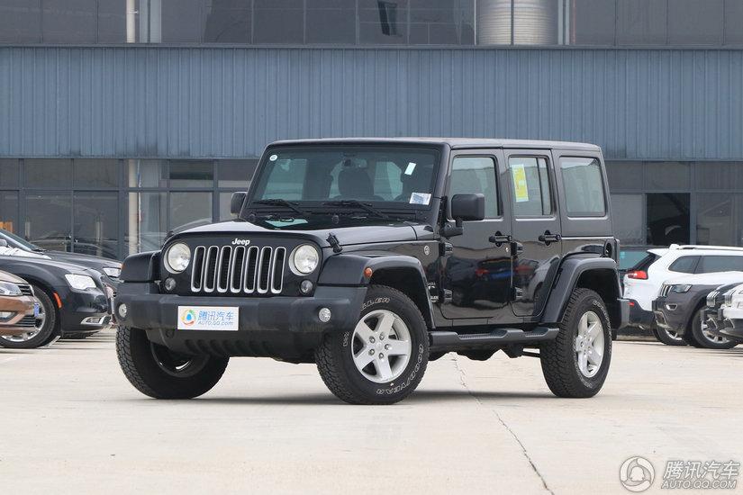 [腾讯行情]西安 牧马人购车优惠2.4万元