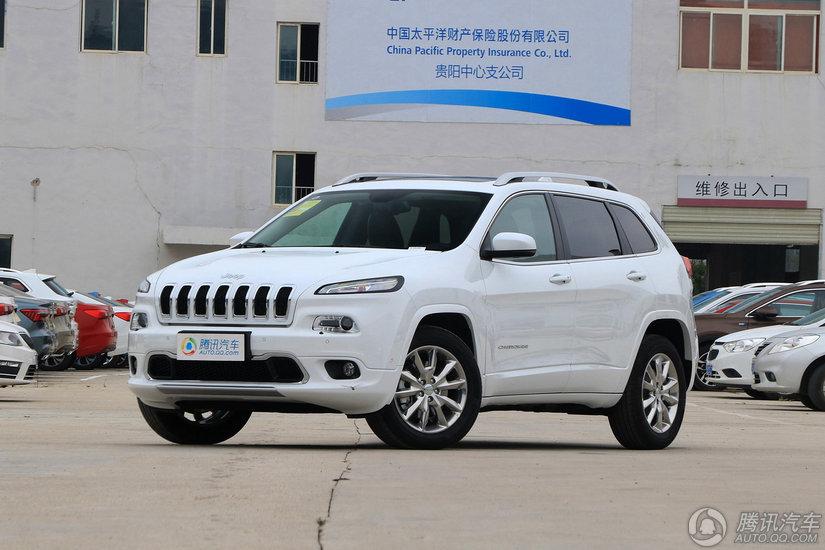 [腾讯行情]武汉 Jeep自由光优惠达4万元