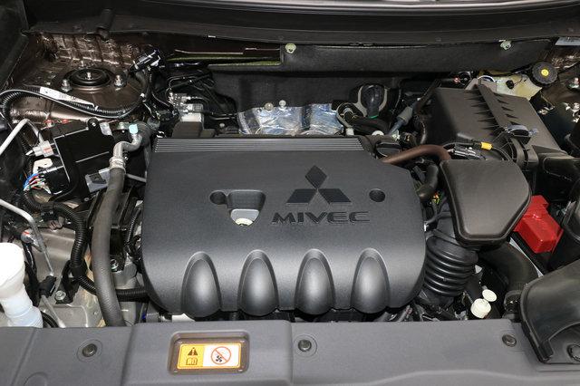 欧蓝德 2018款 2.4L CVT四驱精英版(5座)