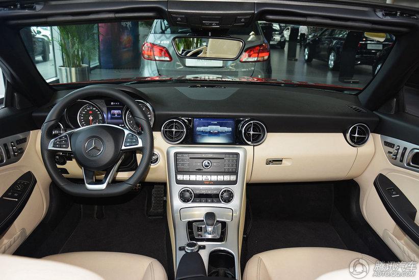 奔驰SLC 2016款 SLC 200 动感型