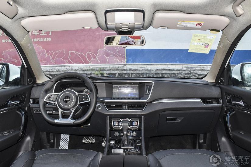 众泰T600 Coupe 2017款 1.5T AT尊贵型