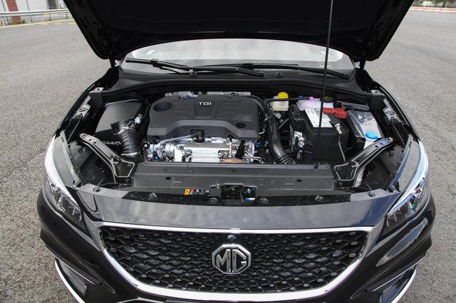 MG6 2018款 20T 自动Trophy