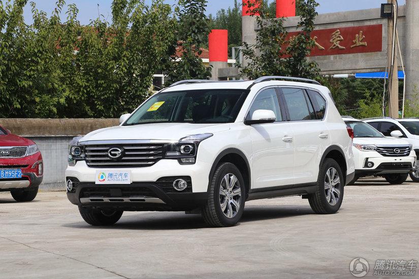 [腾讯行情]邢台 传祺GS7 售价14.98万起