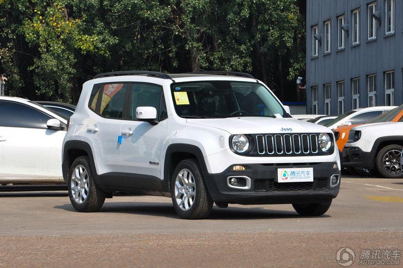 [腾讯行情]昆明 Jeep自由侠现金优惠1万元