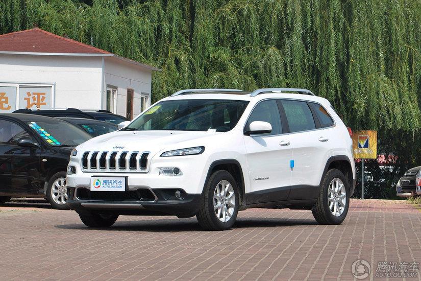 [腾讯行情]上海 Jeep自由光限时优惠2.5万