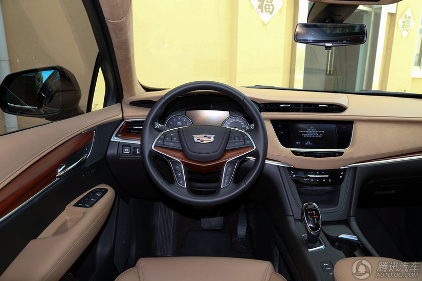 凯迪拉克XT5 2018款 28E 四驱铂金版