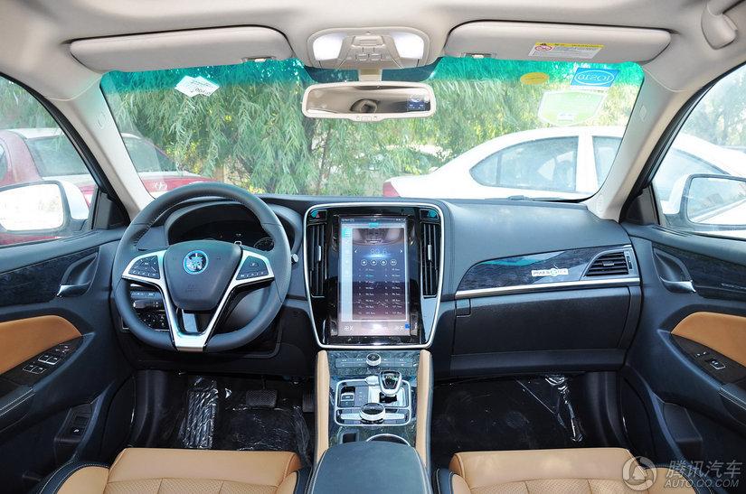 比亚迪秦 2017款 EV300 尊享型